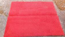 Tappeto rosso Ikea modello Hampen 160 x 230cm usato in buone condizioni