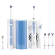 Oral-B Center OxyJet Reinigungssystem Munddusche + Oral-B PRO 1000 Zahnbürste