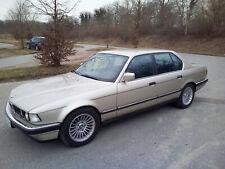 BMW 7er E32 HU 02/2023 H-Zulassung und Wertgutachten vorhanden Wertanlage !