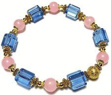 Rose Quartz Stretch Fashion Bracelets