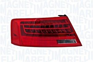 LED Tail Light Rear Lamp Left Fits AUDI A5 Cabrio 8T 8F7 Rs5 S5 Coupe 2007-