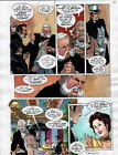 BATMAN MASTER OF THE FUTURE Pg #19 HAND COLORED PRINT GUIDE Barreto, Steve Oliff
