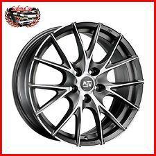 """Cerchio in lega OZ MSW 25 Matt Titanium Full Polished 19"""" Audi A7"""