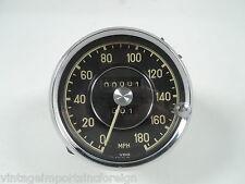 Mercedes Benz 300SL Gullwing NOS VDO Special Hi Speed Speedometer 198.542.01.06