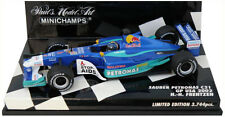 Minichamps Sauber Petronas C21 USA GP 2002 - Heinz-Harald Frentzen 1/43 Scale