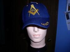 AWESOME NEW ACRYLIC MASON MASONIC FREEMASONRY FREEMASON MASONRY CAP HAT