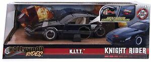 Knight Rider - KITT 1982 1:24 Scale Hollywood Rides Diecast Vehicle