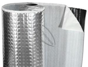 2 mm Selbstklebende Alubutyl Anti Dröhn Dämmmatte, Auto Dämmung 200x50cm