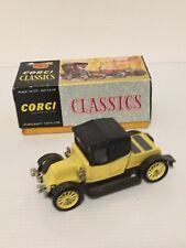 CORGI CLASSICS 9032 1910 RENAULT 1/43 SCALE