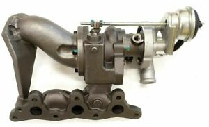 Turbocharger Smart 0.8 CDi A6600960199 A6600960099 NEW Mahle Turbo