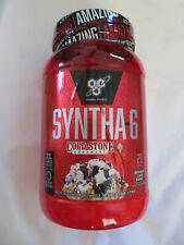 BSN Syntha-6 Protein Powder Cold Stone 2.59 lbs 25 Servings Birthday Cake @5
