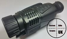Digital IR Night Vision 5x40 4XZoom Monocular Hunting Camera Recorder 200m range
