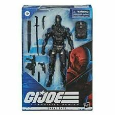 G.I. Joe Classified Series 6-Inch Snake Eyes Action Figure - auction
