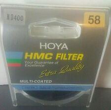 Hoya NDX400 HMC 58 mm Filter Multi Coated Extra Quality