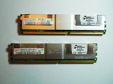 8 Gb RAM DDR2 Hynix   HYMP151F72CP4N3-Y5 AB-C ( Kingston KTL-TSD10K2/8G )