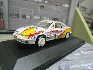 OPEL Calibra Turbo 16V Rallye Tour de Corse 1992 #14 Thiry UMBAU Jemmpy K 1:43