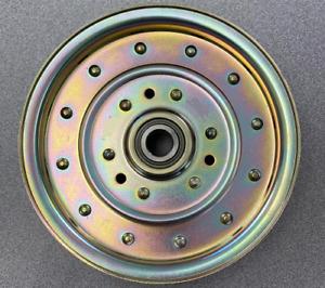 """Bush Hog 50053434 Deck Idler Pulley 6"""" 5/8"""" Bore Fits Several Models"""