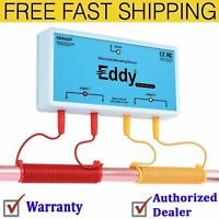 Eddy Electronic Water Descaler Device Softener Alternative Lime Scale