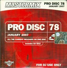 Pro Disc Mastermix 78 - U2/Winehouse/Kasabian/Lavigne/Red Hot Chili Peppers Cd