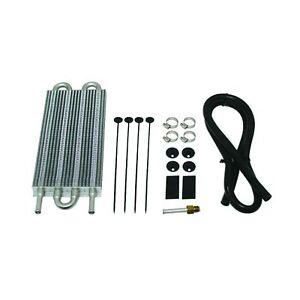 Mishimoto MMTC-U  Universal Transmission Cooler and Power Steering Cooler