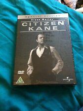 Citizen Kane - 1941 Orson Welles (New/sealed OOP region 2 PAL DVD boxset)
