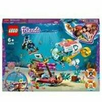 LEGO 41378 Friends Dolphins Rescue Mission Boat Sea Life Set