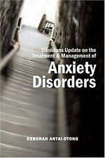 Clinicians Update on the Treatment and Management of Anxiety Disorders-ExLibrary