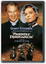Friendly Persuasion DVD New Gary Cooper, Dorothy McGuire, Anthony Perkins