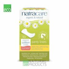 Natracare Organic Curved Panty Liners 30 pcs
