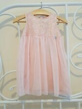 Matalan Ragazze Rosa Vestito di età compresa tra 9 anni Bnwts prezzo consigliato £ 14