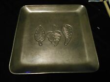 METAL DECORATIVE CANDLE PLATE