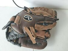 RAWLINGS PM709RPU Leather Youth Baseball Glove Playmaker Series RH Thrower NICE!