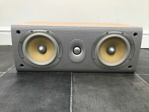 B&W LCR60 S3 Bowers 120W Centre Speaker Audiophile England UK Center Sorrento