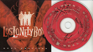 LOS LONELY BOYS Real Emotions (CD 2003) 4 Song EP Single Rare OOP Live Track