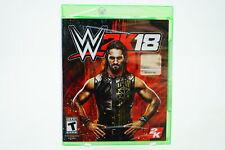 WWE 2K18: Xbox One [Brand New]