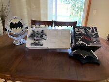 Batman Black & White Statue Figure Batman Mad by Sergio Aragones