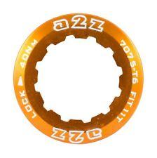 Aleación Casete Anillo de bloqueo para Shimano/SRAM 326 NARANJA