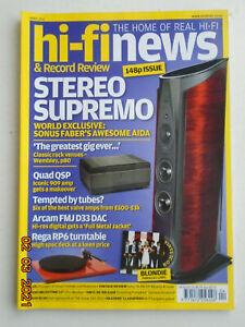 Hi-Fi News & Record Review Magazine April 2012