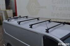 Pour 2014 + Nissan NV300 4 Bars Toit Métal Support Barre de Accessoires