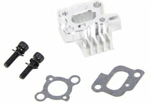 CNC Billet Intake Manifold engine parts hpi km rovan Baja 5b 5T Losi 5ive-T