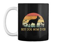 Australian Kelpie Dog Best Mom Ever Gift Coffee Mug