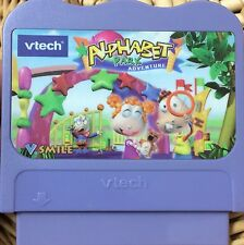 VTech V-Smile Alphabet Park Adventure Video Game Cartridge