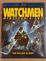 Watchmen (Blu-ray Disc, 2009, Directors Cut)