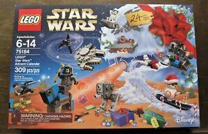 LEGO Star Wars Advent Calendar 2017 Set number 75184 Christmas Set Retired