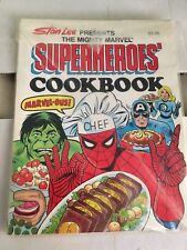 Stan Lee Presents The Mighty Marvel Superheroes Cookbook
