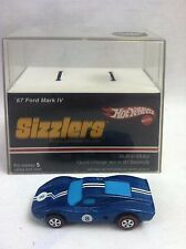 2007 Hot wheels Sizzlers 67 FORD MARK IV 4 SIZZLER