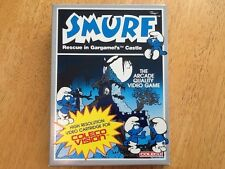 SMURF -- for Colecovision Video Game System FRESH CASE --  NOS - NIB
