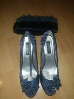 Matching shoes and bag size 8