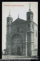623.-ZARAGOZA -232 Iglesia de Santa Engracia (Fototipia Thomas)