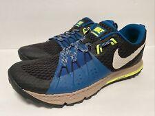 🔥NIKE AIR ZOOM WILDHORSE 4 Desert Sand Blue Force 880565 004 Mens Shoe Size 10